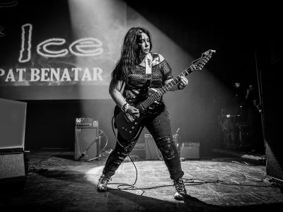 Fire & Ice live from the Aztec Theatre. (photographer: Alex Arrezola)