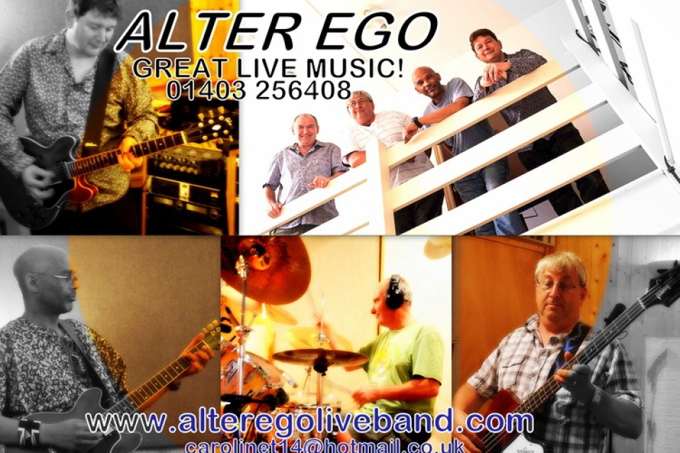 Alter Ego Live Band - About Us