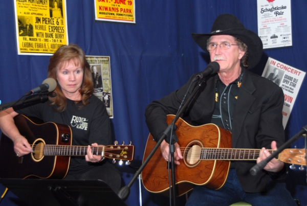 Diane Berry & Billy