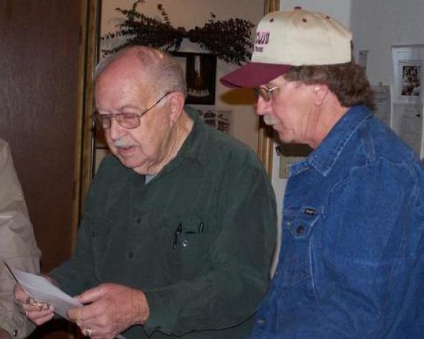 Ralph Mooney & Billy