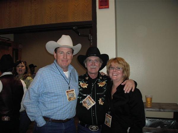 David Ball, Billy, & Daughter Sheila