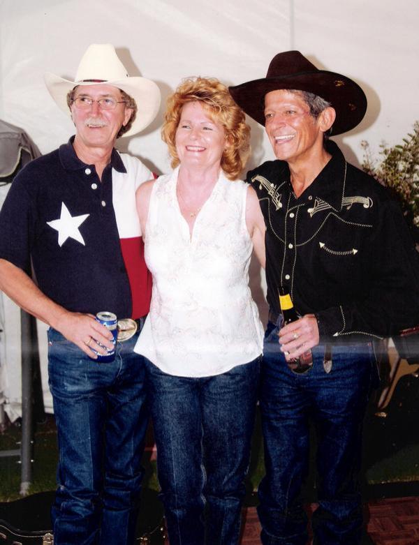 Billy, Diane Keeble, & Johnny Rodriguez
