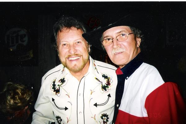 Darrall McCall & Billy
