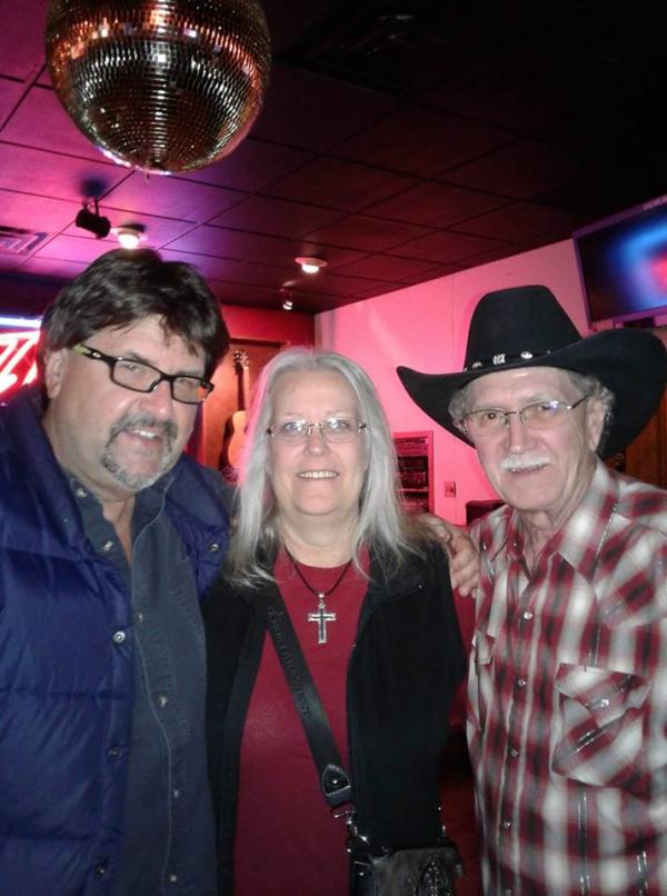 Pat Coyne, Cathy Lee Coyne, & Billy