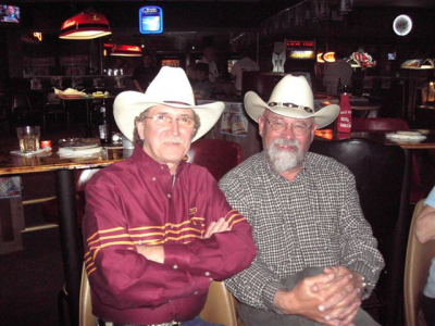 Billy & Barry Corbin
