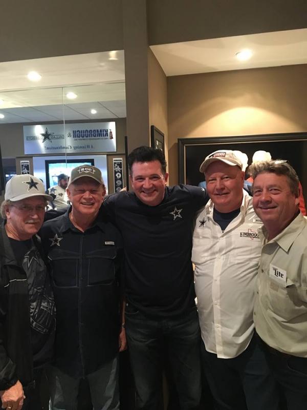 Billy, Kenny Kimbrough, Tracy Byrd, Alton Kiser