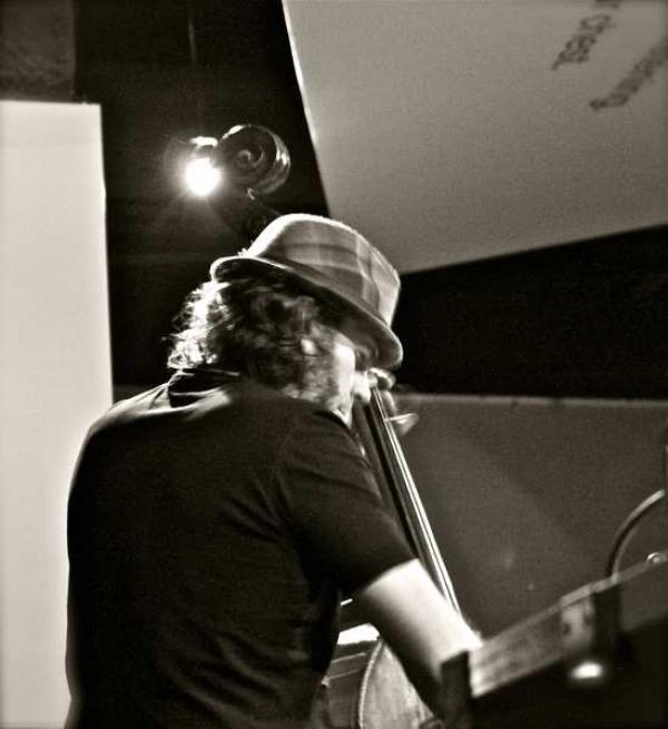 <p>&nbsp;NYE Blue Whale, Billy Childs Quartet, photo by Jessica Rain</p>