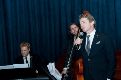 <p> with Jeff Babko and Martin Short, Nov 2012. photo by Kim Fox Photography..</p>