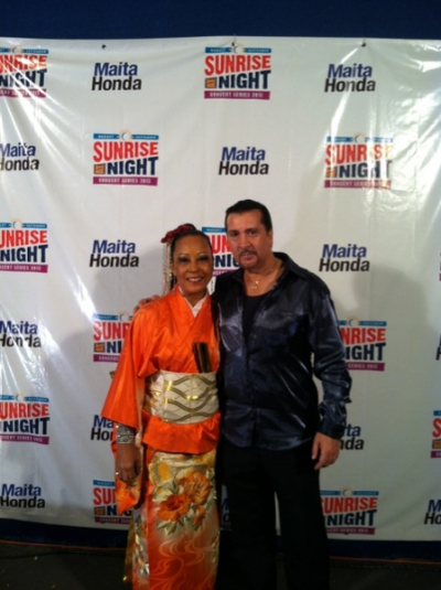 WITH JANICE MARIE FROM A TASTE OF HONEY.