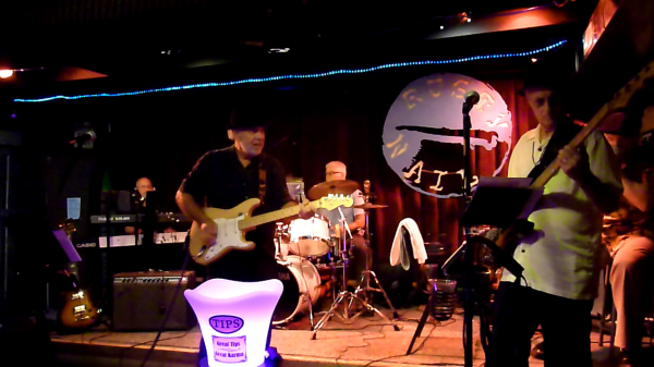 Coastal Blue Band live at the Rusty Nail, 2017