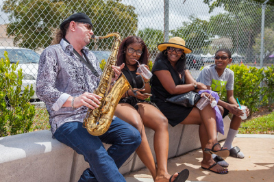 City Of Coral Springs Savor The Notes event