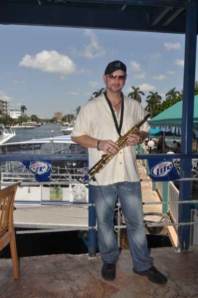 Sax On Sundays Sands Harbor Resort