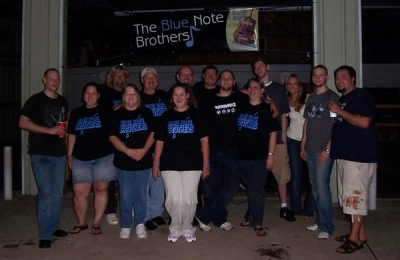 "<p>The Foundation of the <strong>Blue Note Brothers.   </strong>Our greatest fans ! !   The ""Gambles"" &  ""Jamie Rebers"" Stacy & Shelby.. David & Karen.   <em><strong>We Love you"