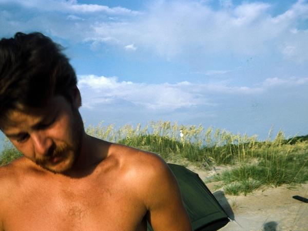 Cape Lookout, North Carolina, USA. July 1986