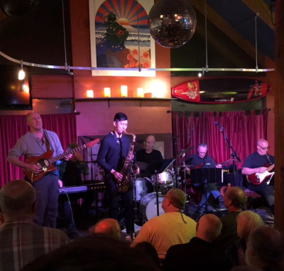 Electric Love Supreme w/ Henry Kaiser, Bob Bralove, Tim Lin, JH, Michael Manring, Jim Thomas 3.3.18