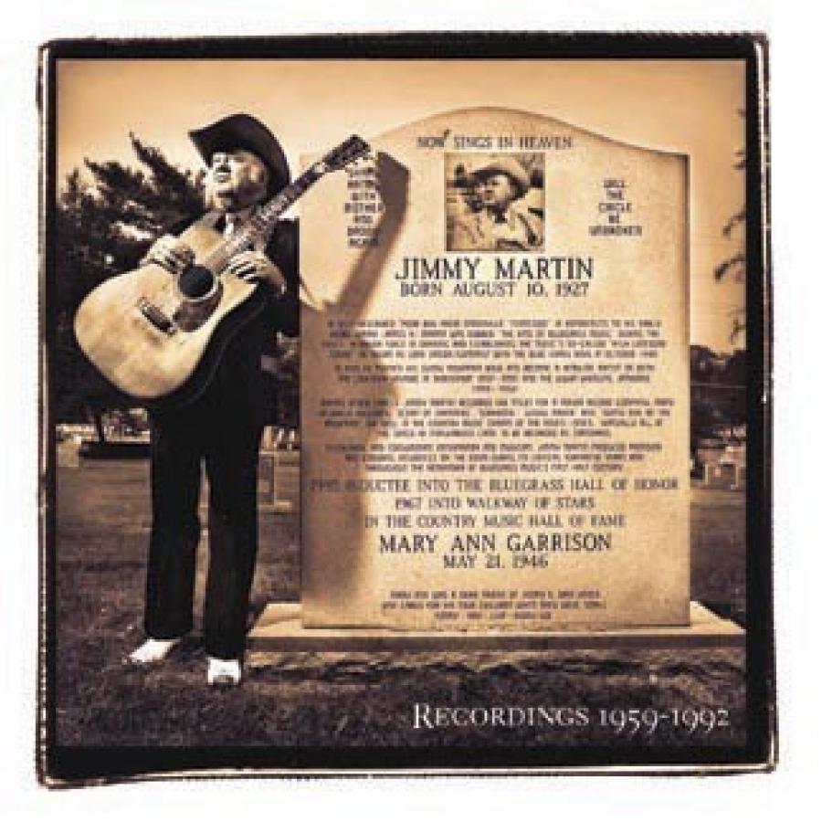 Jimmy Martin -  Songs Of A Freeborn Man
