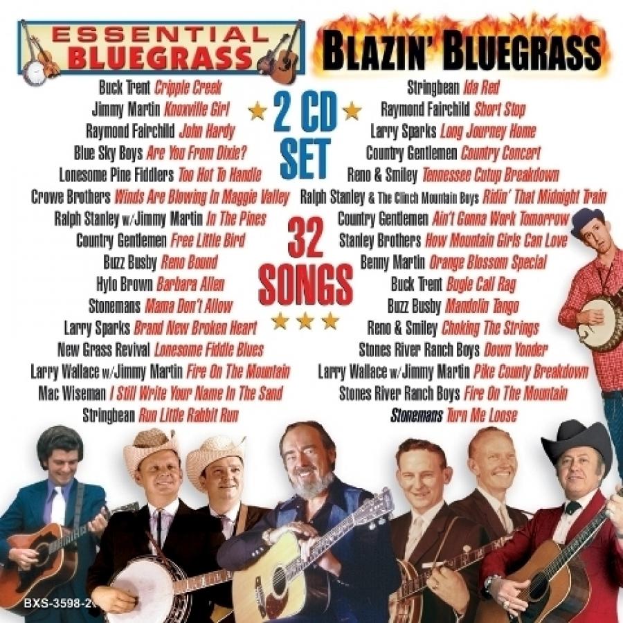 Essential and Blazin' Bluegrass