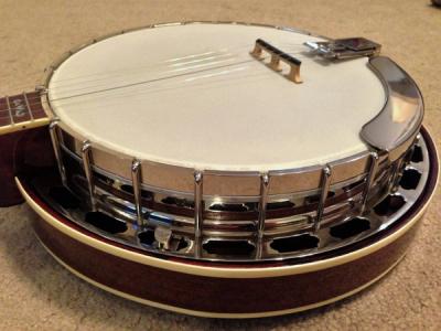 LARRY WALLACE banjo