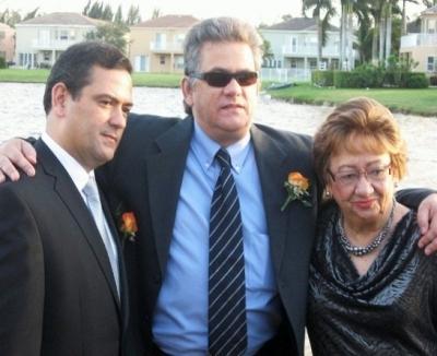 Fercho, GerGut & Mom Rosa At The Party Fort Lauderdale, Florida, Dec 3 / 2011