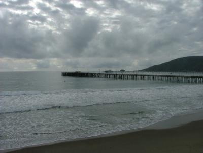 <p>Avila Beach, CA where we played.</p>
