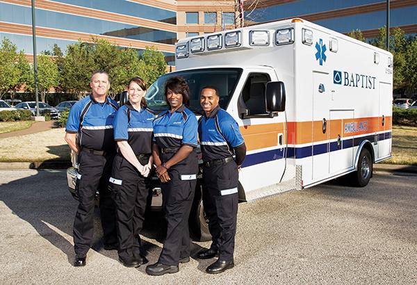 Baptist Ambulance Begins Providing 911 Ambulance Response to Tipton County