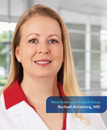 West Tennessee Healthcare Welcomes Rachel Armstrong, MD