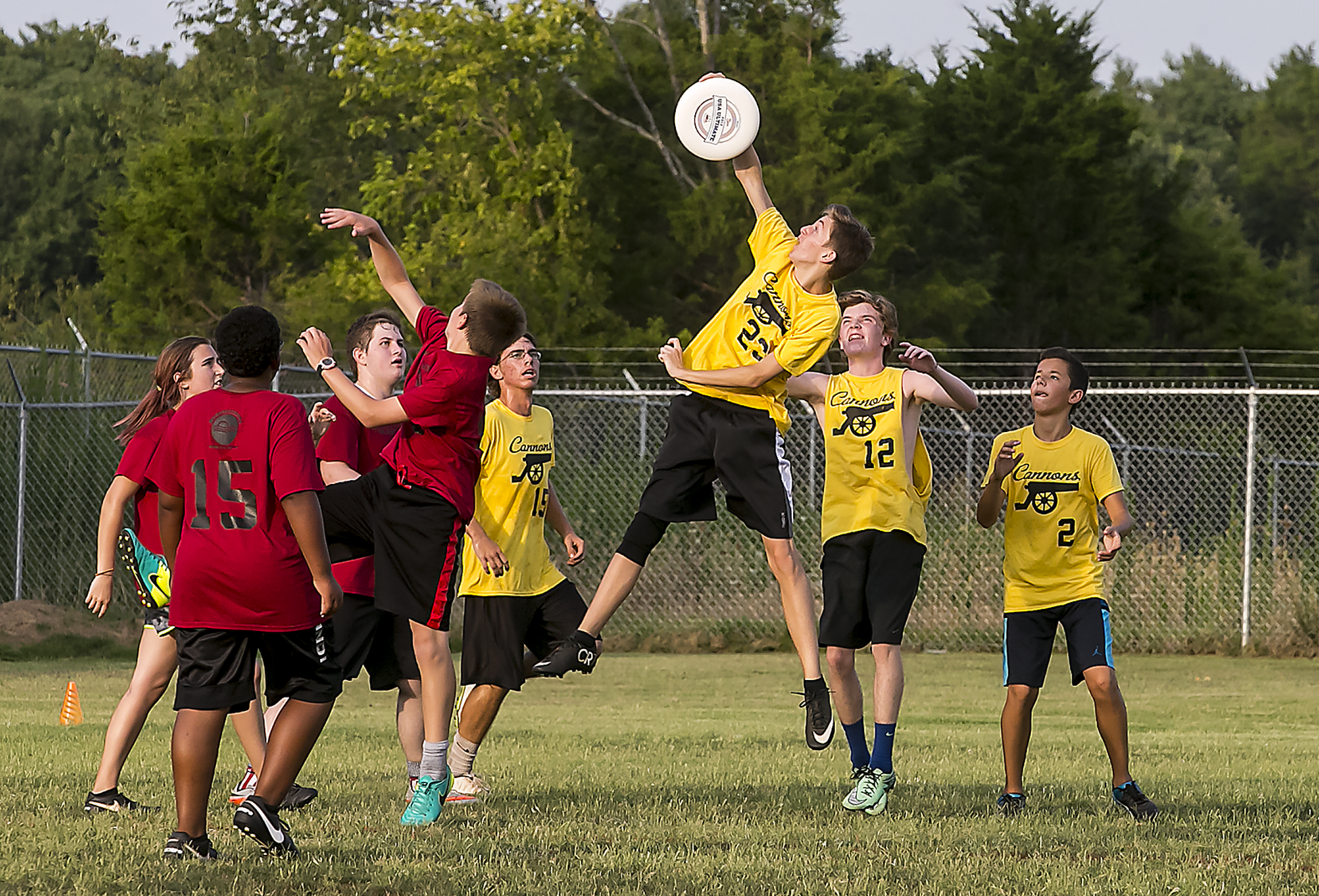 Did You Know There Is An Ultimate Frisbee League In