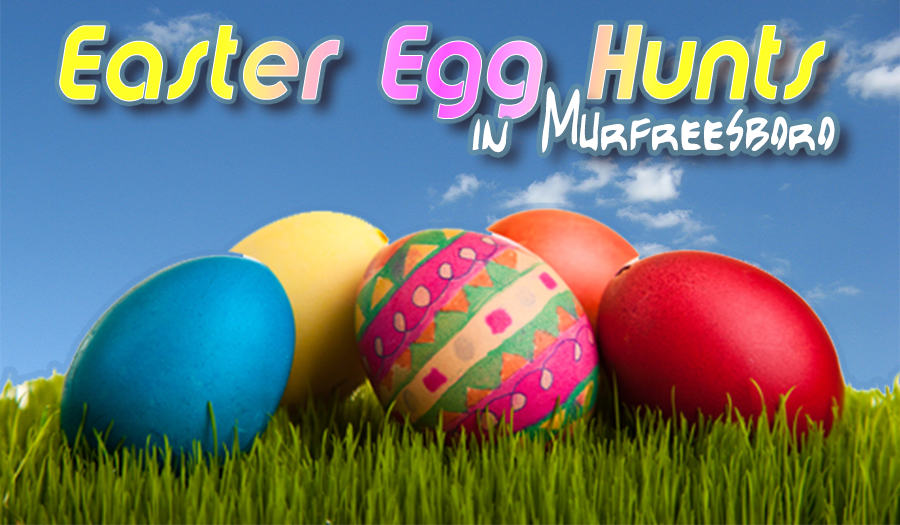 Easter Egg Hunt's in Murfreesboro