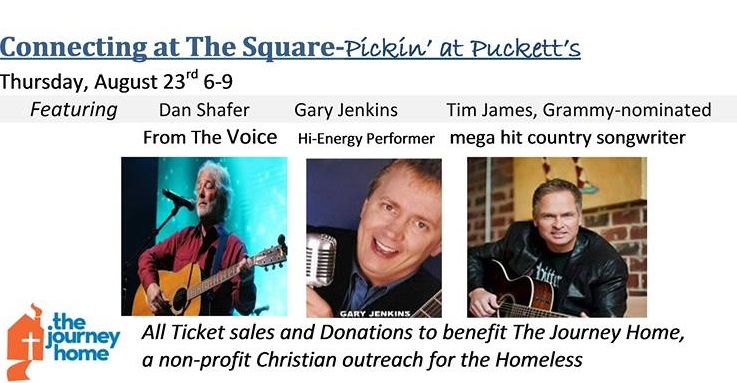 PIKCIN' ON THE SQUARE will be August 23rd in Murfreesboro