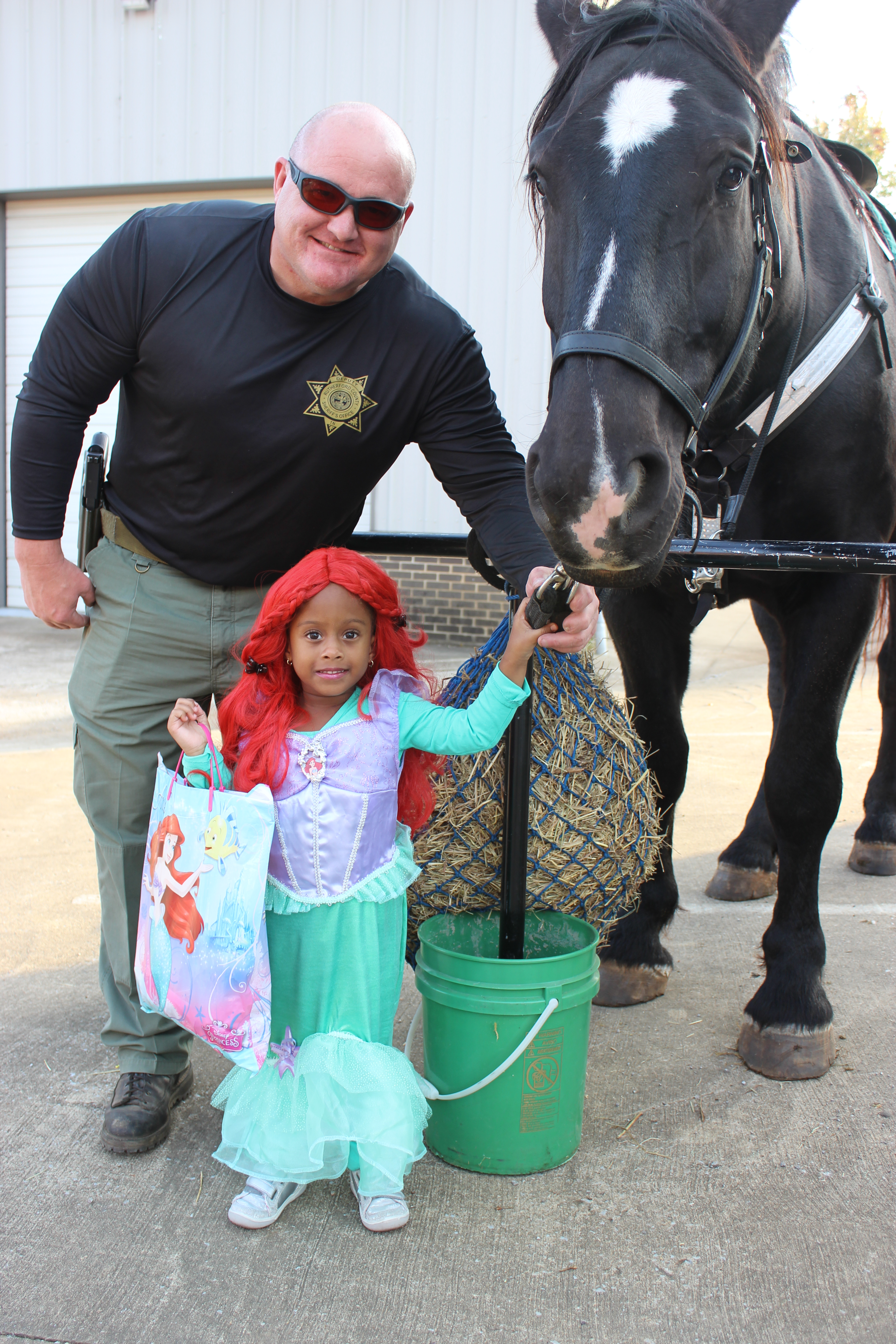 Rutherford County Sheriff's Office Trunk or Treat