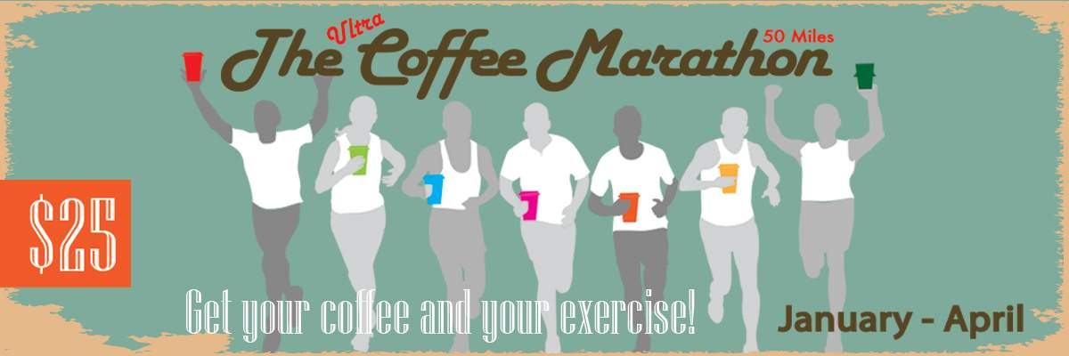 The Murfreesboro Coffee Marathon is Back!