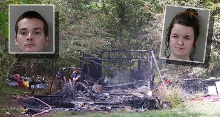 Investigation and a Photo Leads to Arrests of Arson Suspects