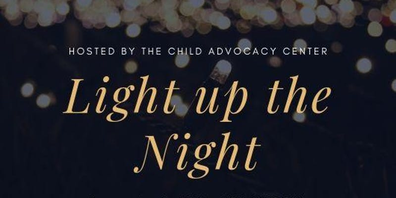 Light Up the Night For Child Abuse Victims
