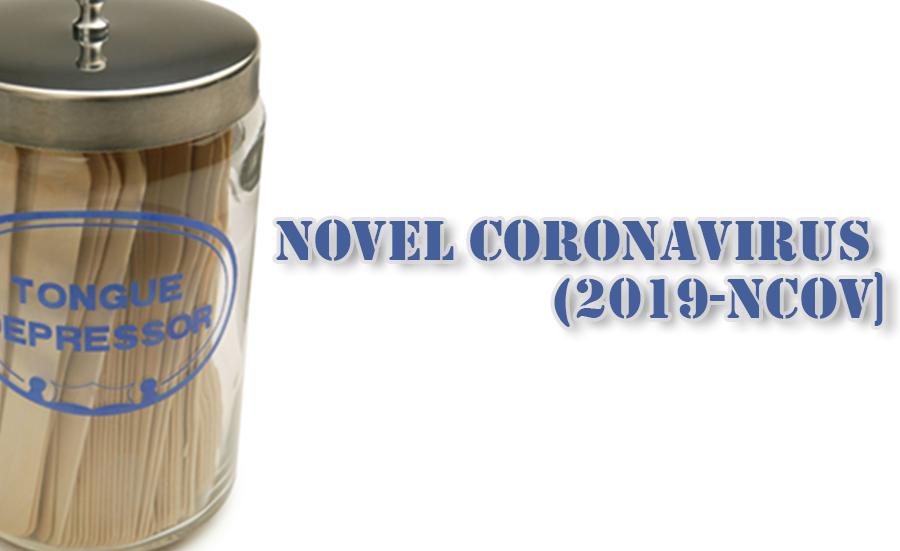 Traveling? Beware: Novel Coronavirus (2019-nCoV)