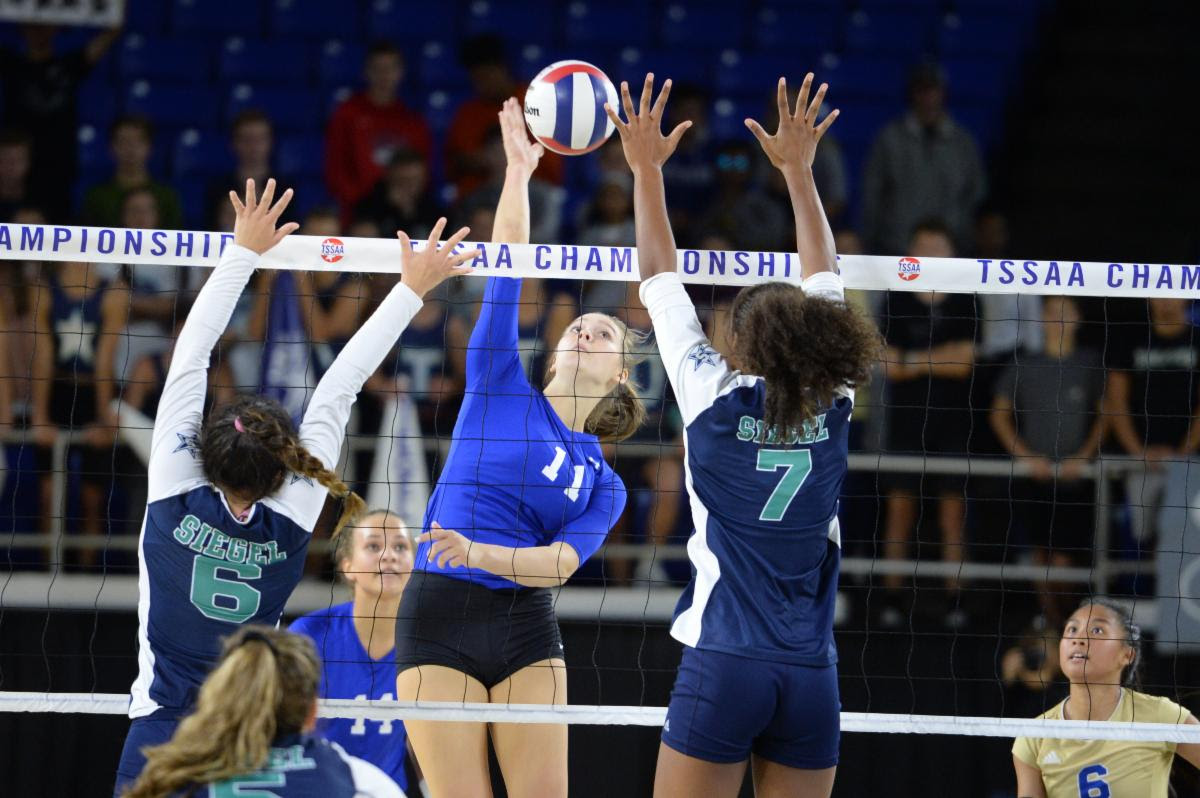 TSSAA State Volleyball Championships Competition Set to Spike in Murfreesboro this Week