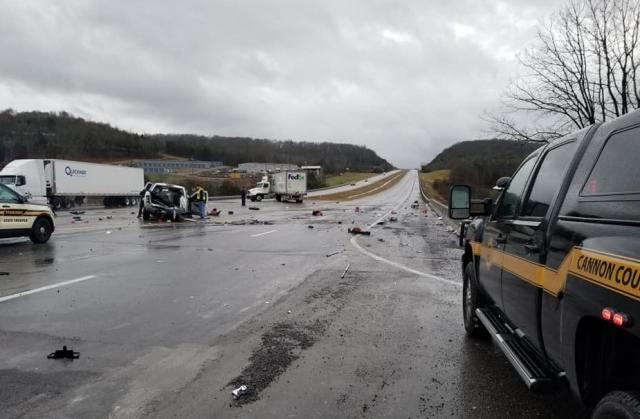 Coffee County Man Faces Charge in John Bragg Crash