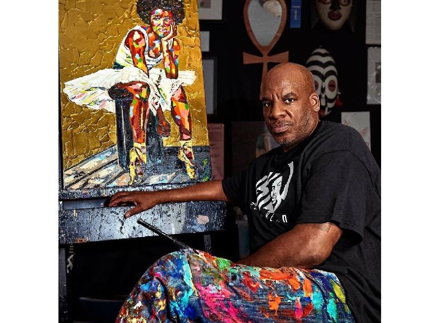 LOCAL ARTIST: Art Exhibit opens June 2 at City Hall Rotunda