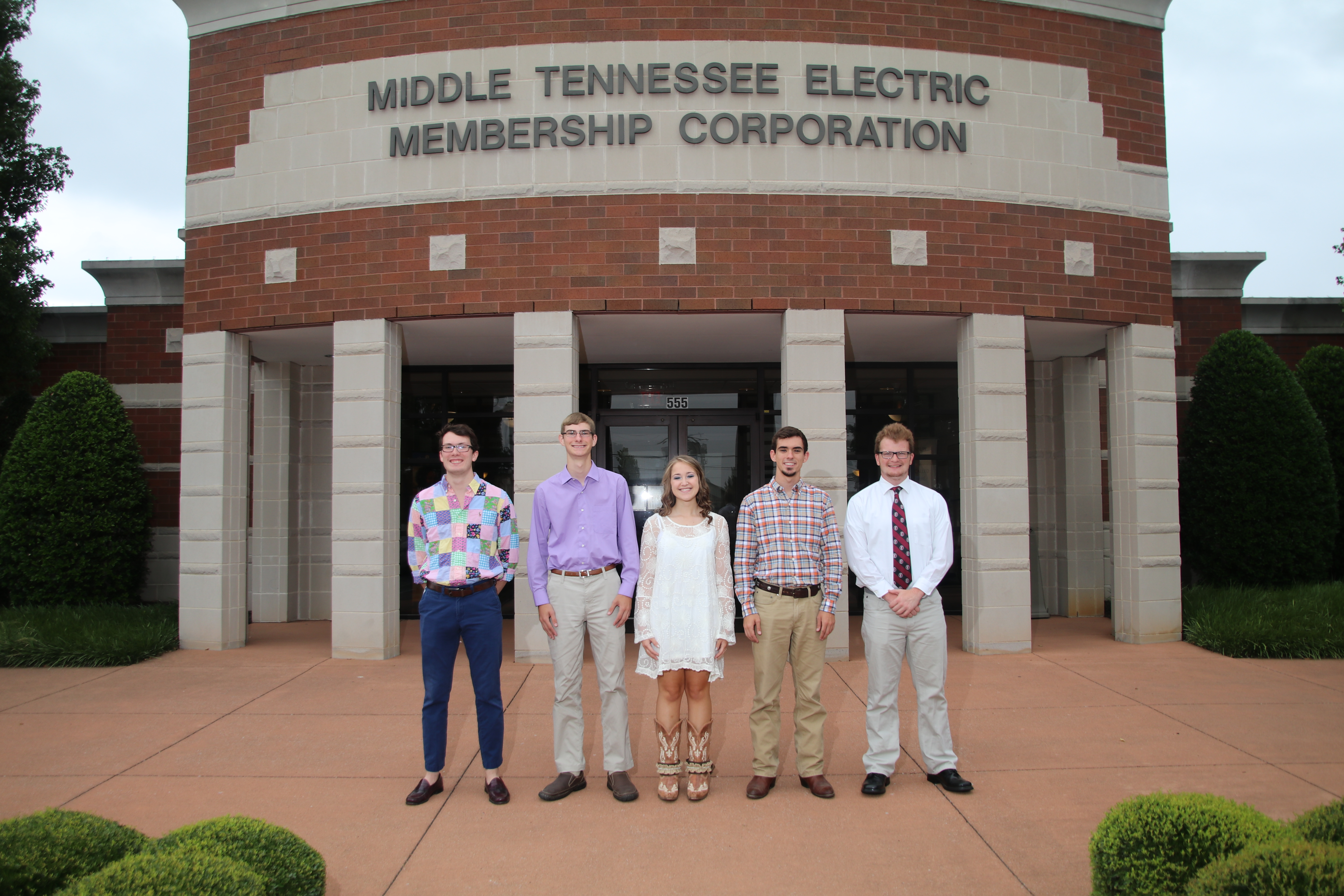 Middle TN Electric SharingChange awards $20,000 in
