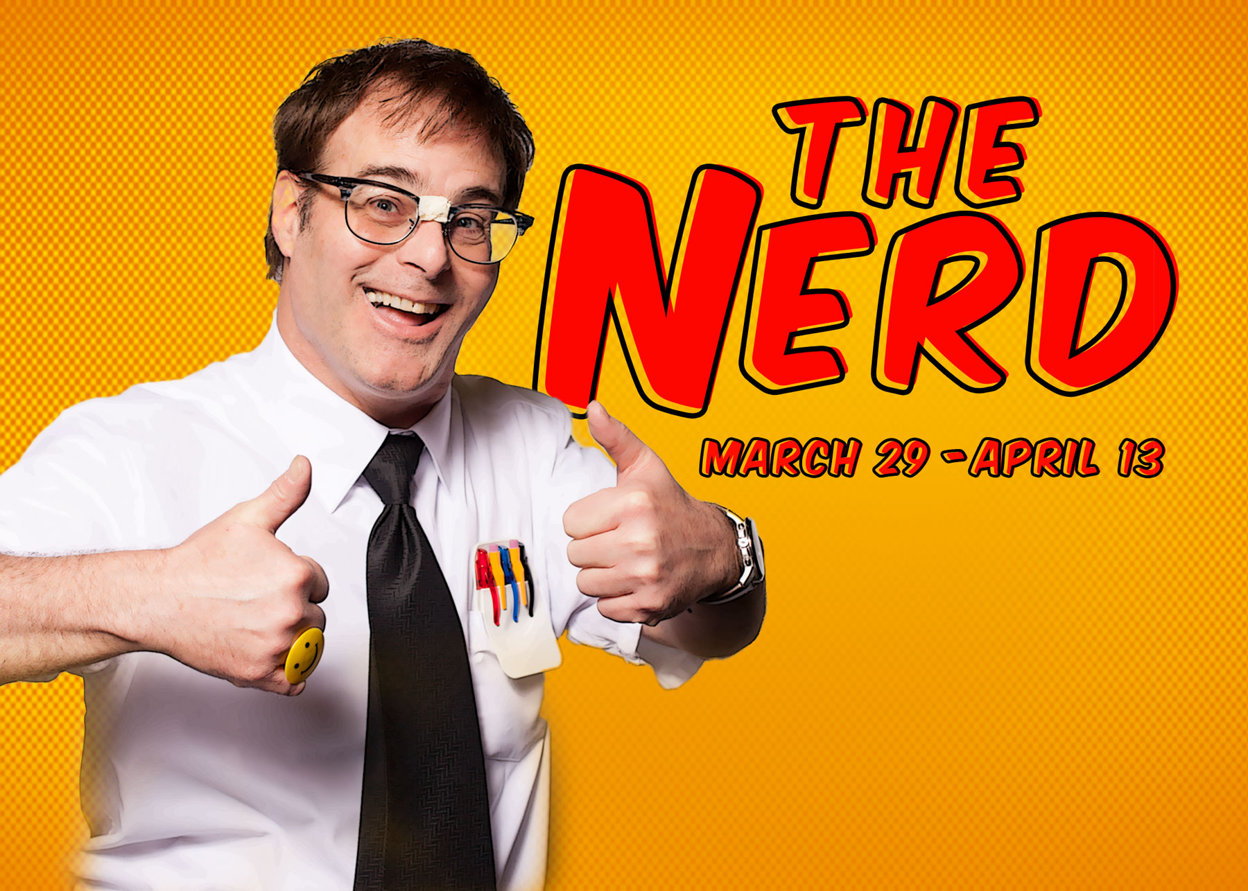The Arts Center of Cannon County presents  The Nerd