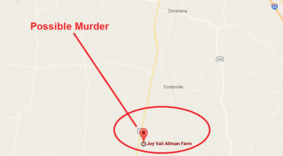 Murder - Murfreesboro News and Radio