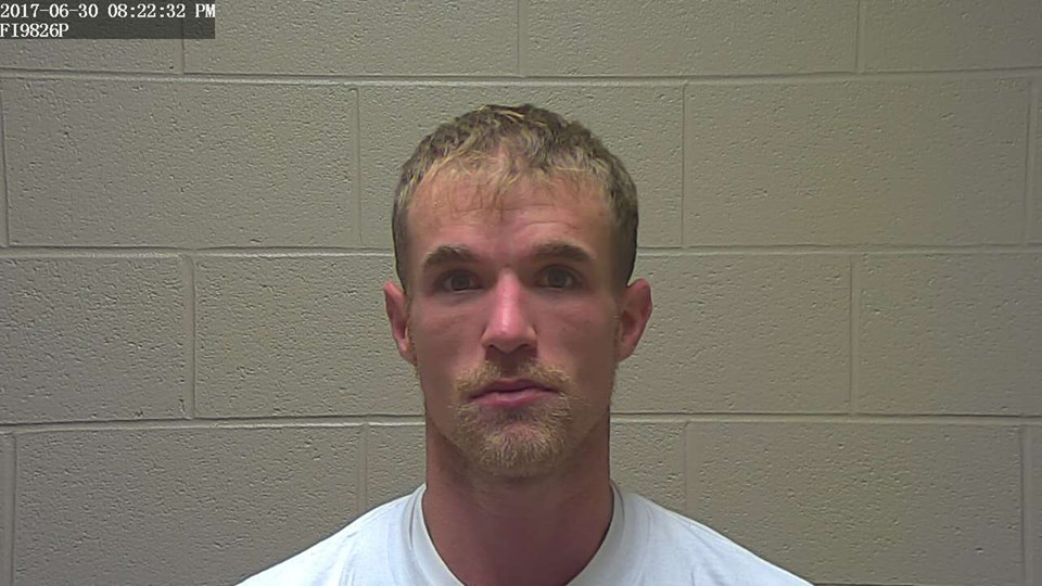Coffee County Sheriff's Department Searching for Wanted Man