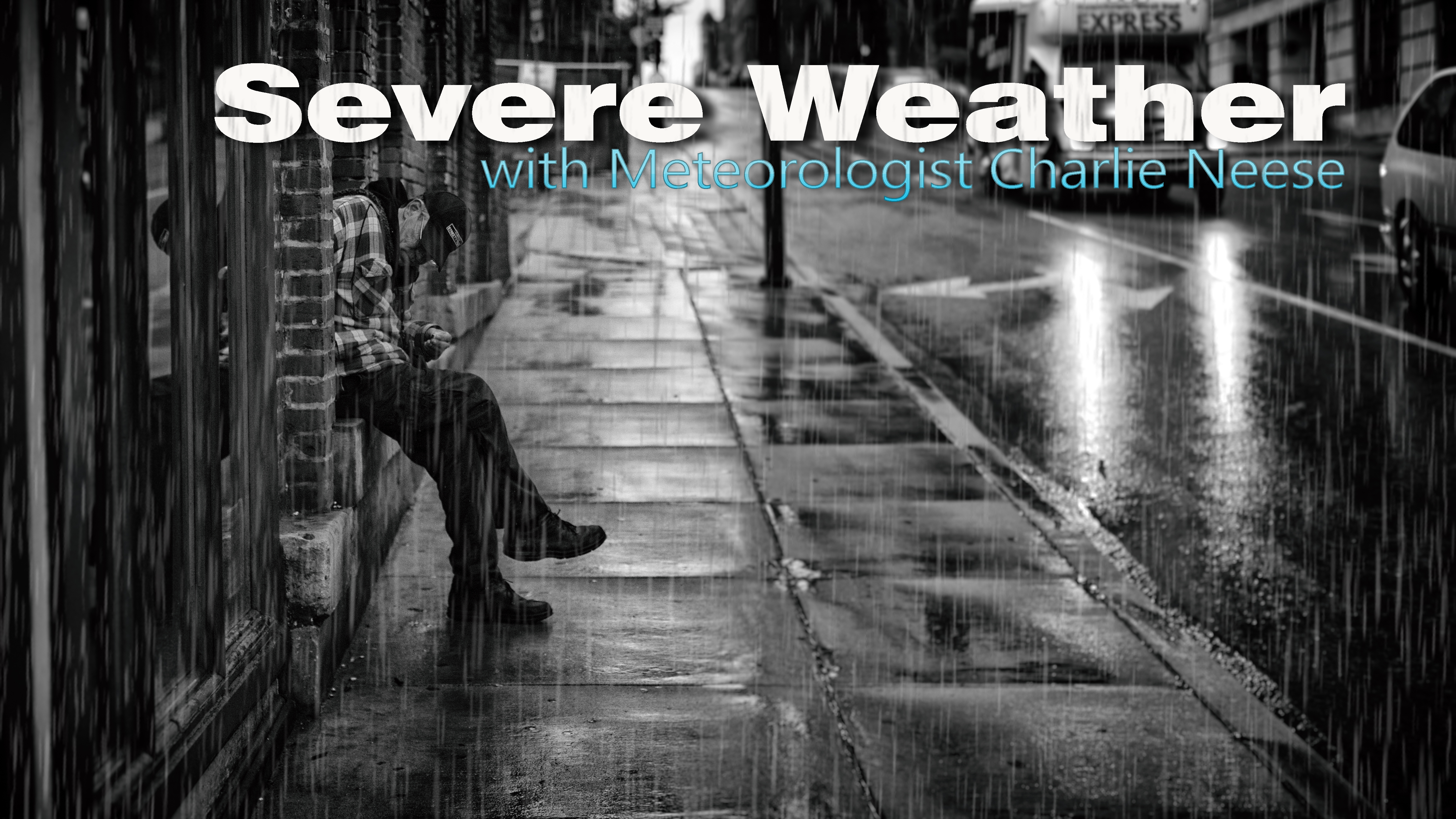 TONIGHT: Search Severe Weather Season - Charlie Neese to address