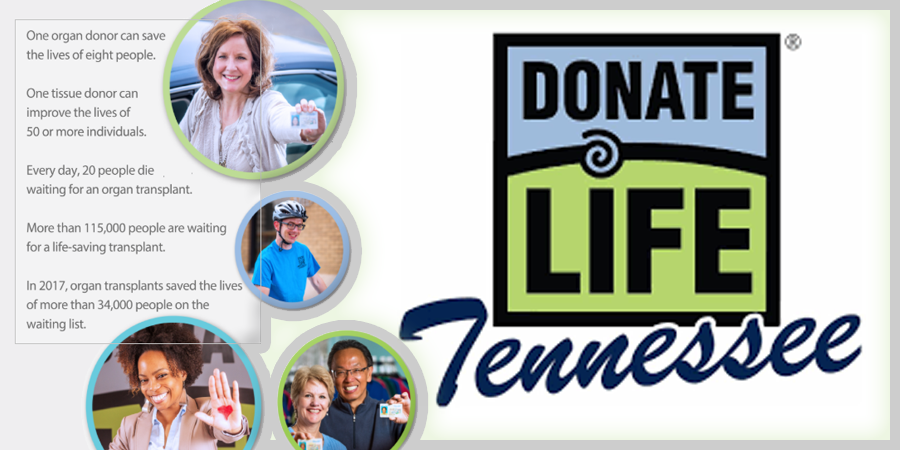 National Minority Donor Awareness Week in Tennessee
