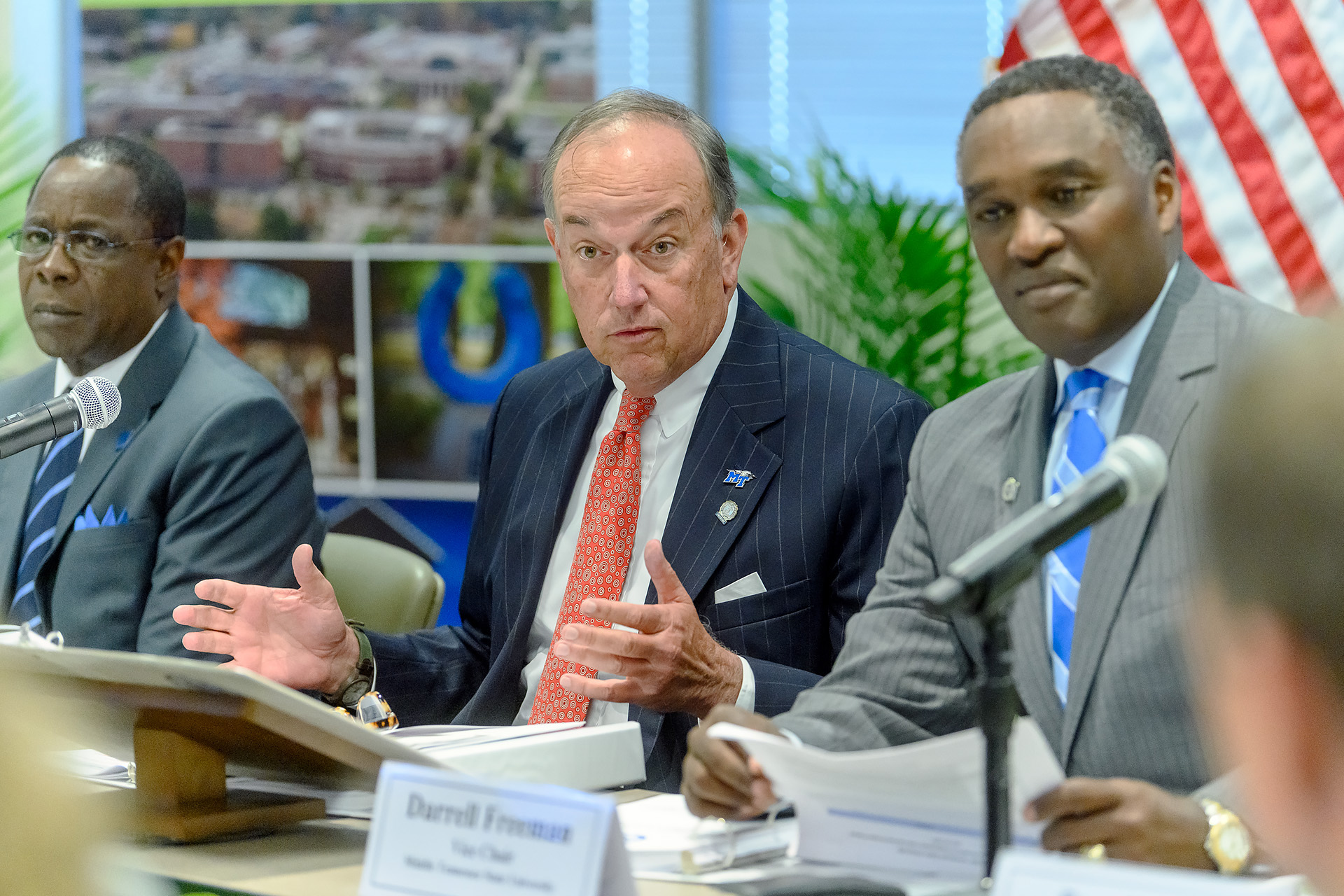 McPhee to Board of Trustees: MTSU top choice of Tennessee Promise transfers