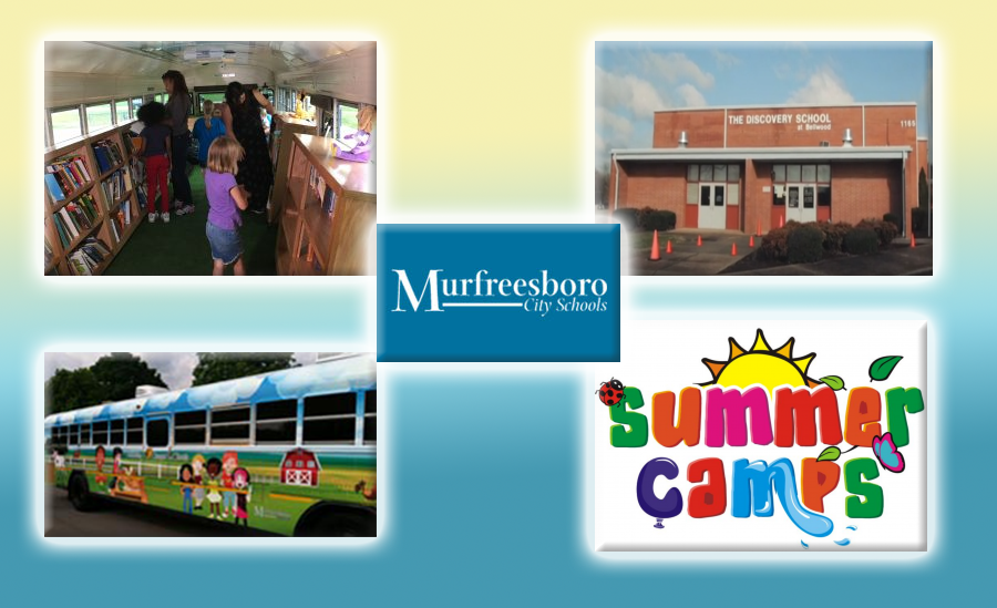 Murfreesboro City Schools ACTIVE this Summer