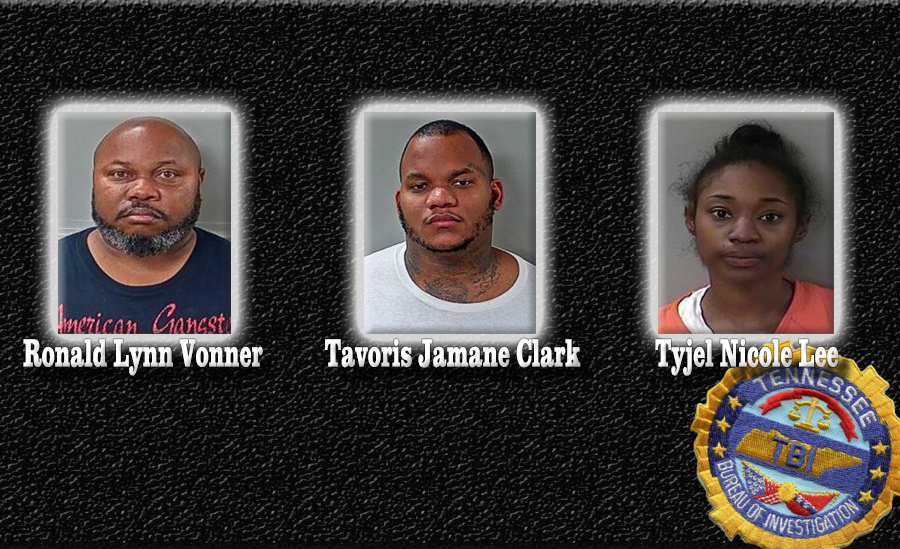 Rutherford County Meth Investigation Ends With Arrests