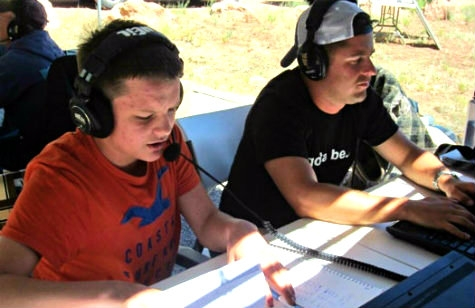 Stones River Amateur Radio Club's annual Field Day