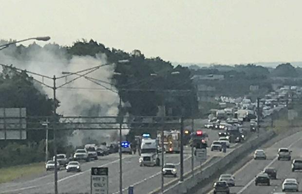 Wreck On I 24 Murfreesboro Today