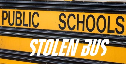 Nashville Middle School Teens Steal A School Bus