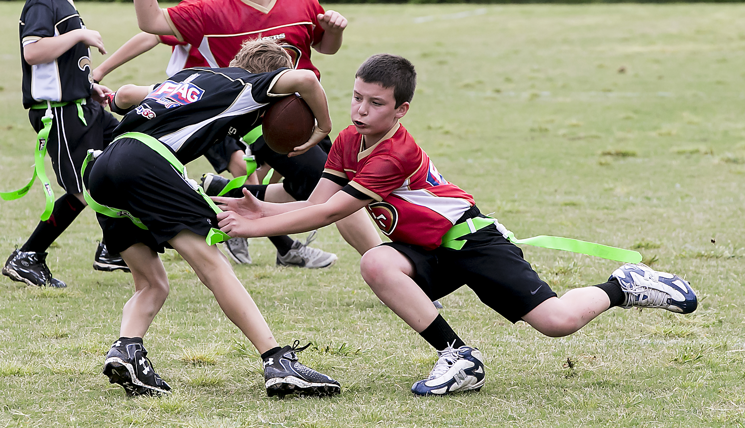 youth sports murfreesboro positive bw